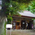 上神明天祖神社(蛇窪大明神) / 東京都品川区