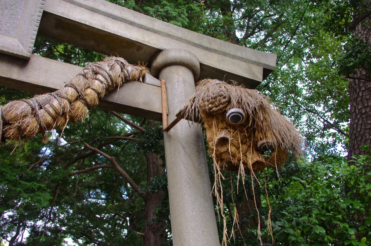 奥澤神社 / 東京都世田谷区   御朱印・神社メモ