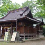 丸子山王日枝神社 / 神奈川県川崎市