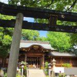 鳩ヶ谷氷川神社 / 埼玉県川口市