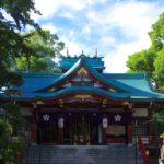 多摩川浅間神社 / 東京都大田区