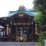 目黒大鳥神社 / 東京都目黒区