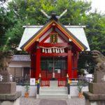 十寄神社 / 東京都大田区