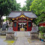 女塚神社 / 東京都大田区