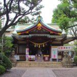 蒲田八幡神社 / 東京都大田区