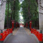 馬橋稲荷神社 / 東京都杉並区