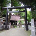 高円寺氷川神社 / 東京都杉並区