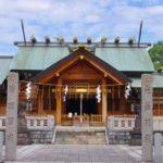 石濱神社(石浜神社) / 東京都荒川区