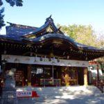 鈴鹿明神社 / 神奈川県座間市