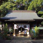 太子堂八幡神社 / 東京都世田谷区