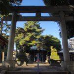 駒留八幡神社 / 東京都世田谷区