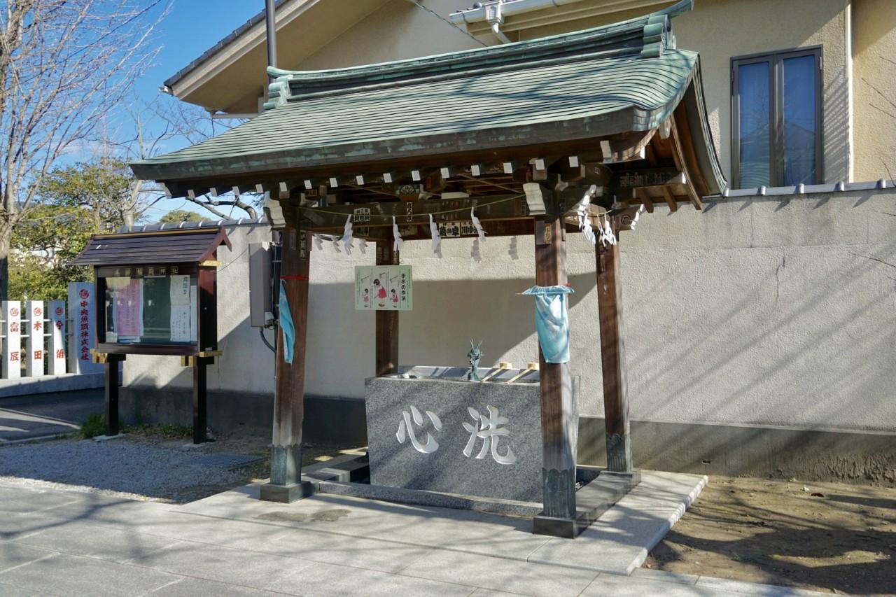 半田稲荷神社 / 東京都葛飾区